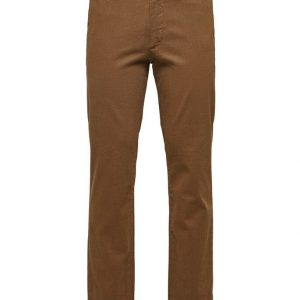 pantalon chino silm selected